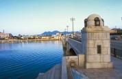 名島川橋梁(名島橋、名島川橋)